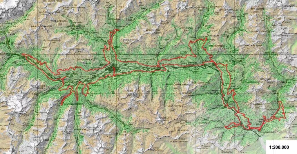 MappaCamminoBalteo